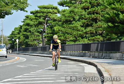 Osaka Bay Southern Cycling Map