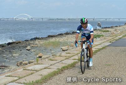 Northern Osaka Cycling Map