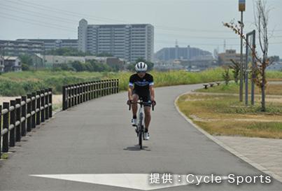 Eastern Osaka Cycling Map