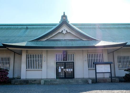 大阪市修道館外観